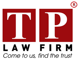 TPLAW: Come to us, find the trust Logo